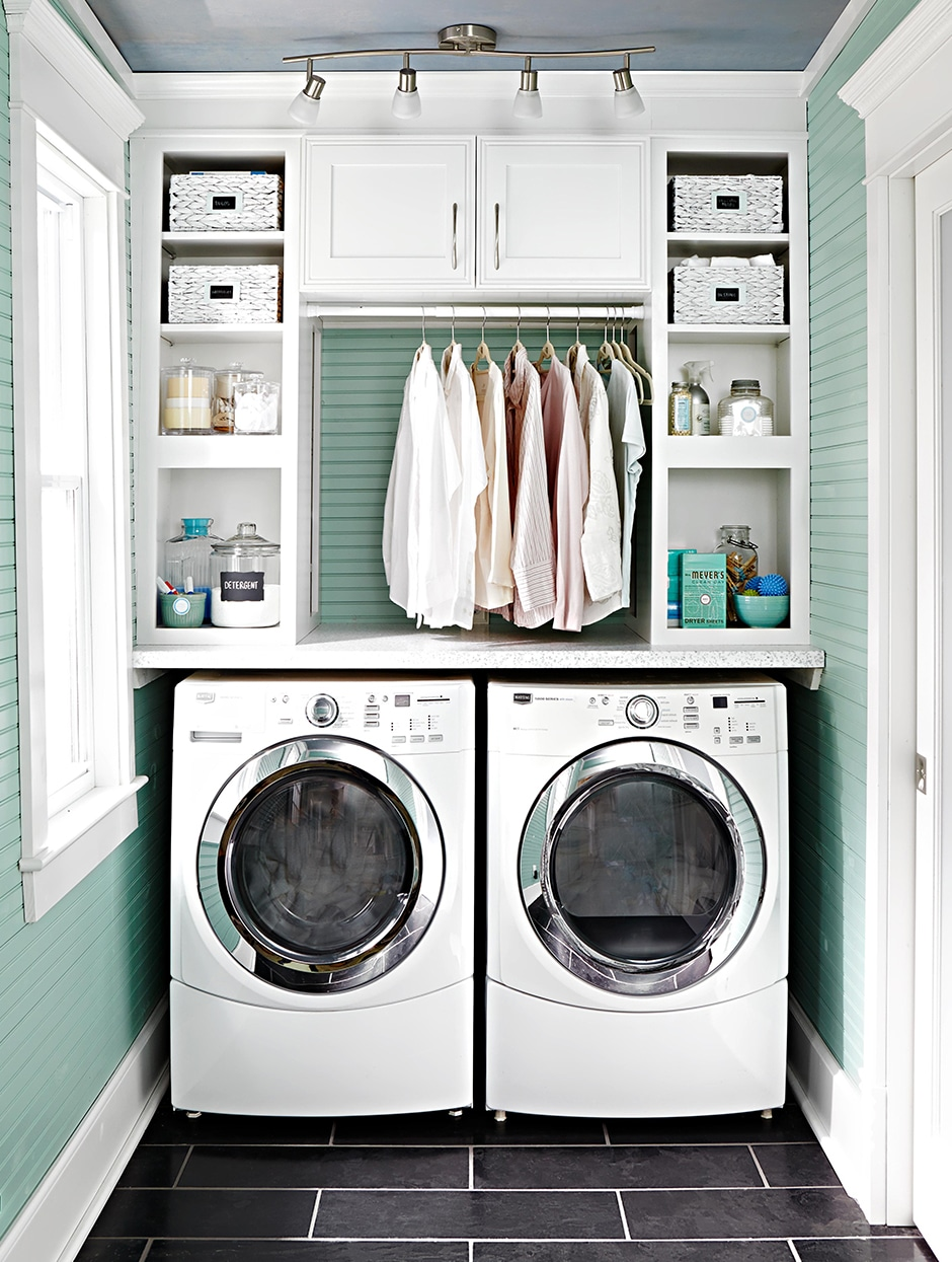 5 Easy Ways To Get A Better Laundry Room The Scott Brothers