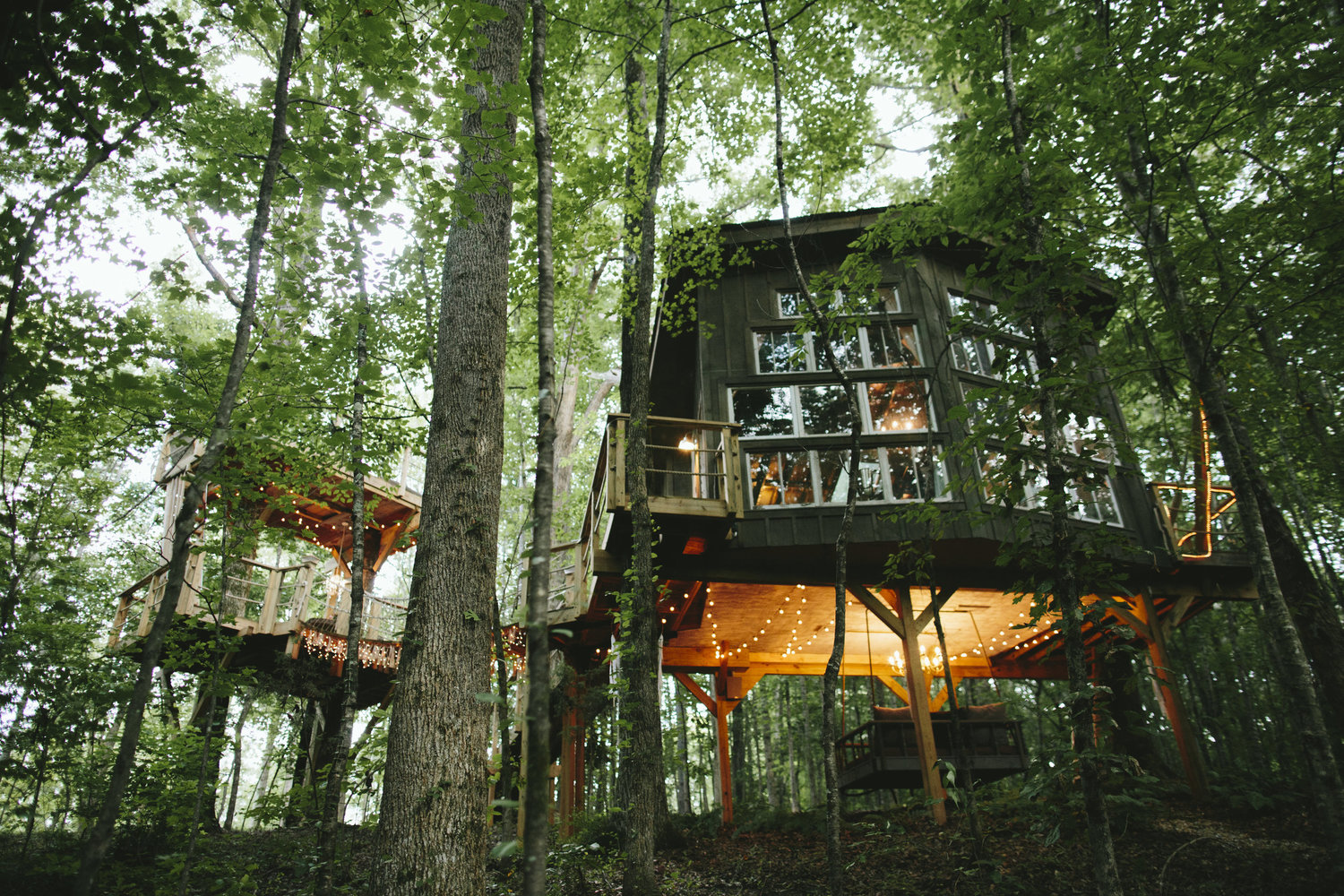 Treehouse Getaways To Indulge Your Childhood Dreams The Scott