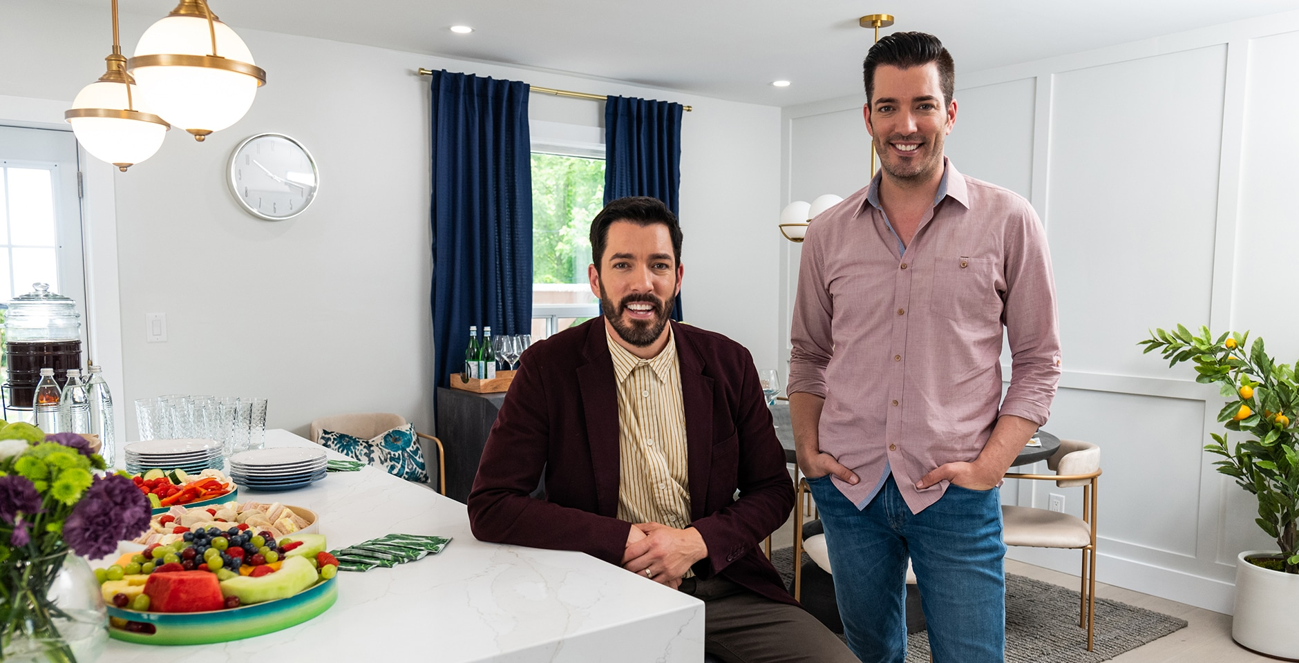 Property Brothers The Scott