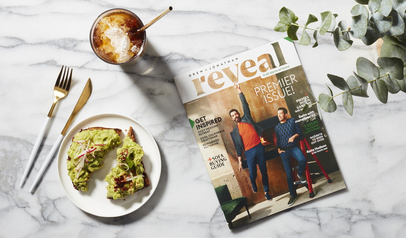Reveal Magazine Available Now