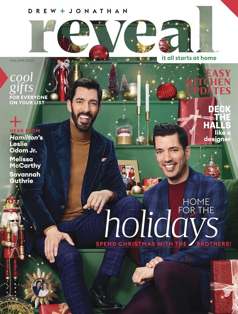Reveal Magazine by Drew and Jonathan Scott